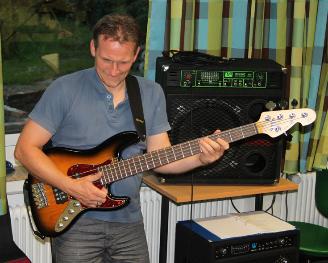 Karsten am Bass Friesenfunk